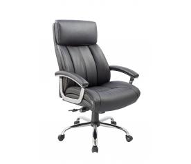 Кресло для руководителя Easy Chair CS-8822E-1 черное