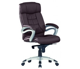 Офисное кресло Хорошие кресла George (XXL) choco 250 кг.