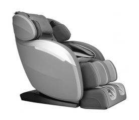 Массажное кресло Gess Futuro серое