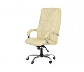 Офисное массажное кресло EGO BOSS EG1001 крем