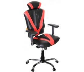 Кресло Kulik System Victory (черно-красный)