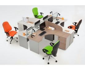 Мебель для офиса ЭргоYes Квартет