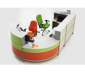 Мебель для офиса ЭргоYes Ресепшен 1