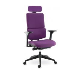 Офисное кресло Sokoa WI-MAX T с подголовником