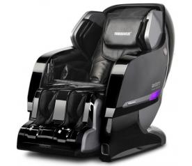 Массажное кресло для дома YAMAGUCHI Axiom Black Edition
