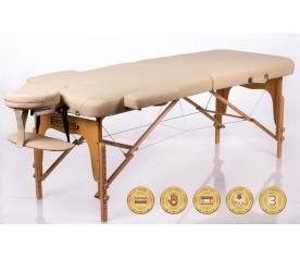 Складной массажный стол RESTPRO Memory 2 Beige