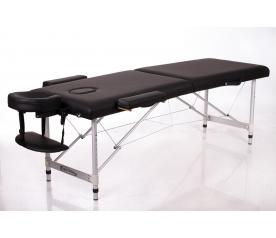Складной массажный стол RESTPRO ALU 2 (L) Black