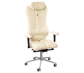 Кресло Kulik System MONARCH (белый)
