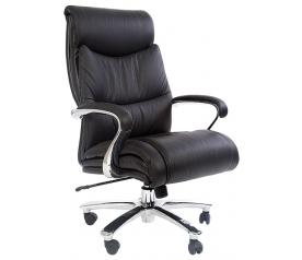 Офисное кресло руководителя CHAIRMAN 401 (XXL) 250 кг.