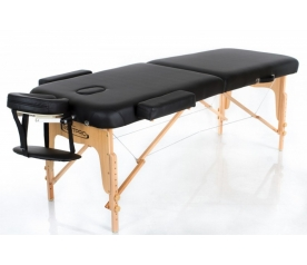 Складной массажный стол  RESTPRO VIP OVAL 2  black