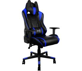 Кресло игровое Aerocool AC220-BB black/blue