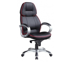 Офисное кресло руководителя F1 (XXL) 250 кг.