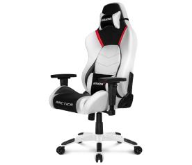Кресло игровые  AKRacing Arctica white-black