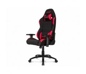 Кресло игровое AKRacing K7012, Black-red