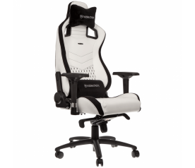 Кресло игровое Noblechairs EPIC (NBL-PU-WHT-001) PU Leather / white