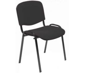 Кресло для посетителей Iso Black
