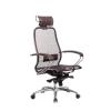 Офисное кресло Samurai S-2.04 с 3D подголовником (МЕТТА) # 1