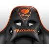 Игровое компьютерное кресло Cougar Armor black/orange # 1