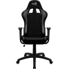 Кресло игровое Aerocool  AC100 AIR All Black # 1