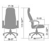 Офисное кресло Metta LK-7 # 1