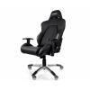 Кресло игровые AKRacing Premium AK-7002-BB black  # 1