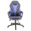 Кресло игровое  Everprof Wing TM Экокожа Синий # 1
