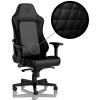 Кресло игровое Noblechairs HERO (NBL-HRO-PU-BLA), Black  # 1