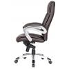 Офисное кресло Хорошие кресла George (XXL) choco 250 кг. # 1
