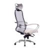 Компьютерное кресло МЕТТА Samurai SL-2.04 белый лебедь # 1