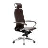 Компьютерное кресло МЕТТА Samurai K-2.04 коричневый # 1