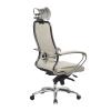 Компьютерное кресло МЕТТА Samurai KL-2.04 белый лебедь  # 1