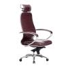 Кресло руководителя МЕТТА Samurai KL-2.04 бордовый # 1