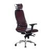 Компьютерное кресло МЕТТА Samurai KL-3.04 бордовый # 1