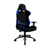 Кресло игровое Drift DR100 Fabric black/blue # 1