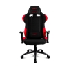 Кресло игровое Drift DR100 Fabric black/red  # 1