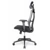 Офисное кресло College CLG-428 MBN-A серый/черный # 1