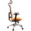 Офисное кресло EVERPROF Everest S сетка оранжевый # 1