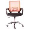 Офисное кресло EVERPROF EP 696 сетка оранжевый # 1