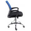 Офисное кресло EVERPROF EP 696 сетка синий # 1