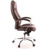 Офисное кресло EVERPROF DRIFT M натуральная кожа коричневый # 1