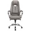 Офисное кресло EVERPROF DRIFT M экокожа серый # 1