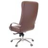 Офисное кресло EVERPROF Orion AL M натуральная кожа коричневый # 1