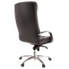 Офисное кресло EVERPROF Orion AL M натуральная кожа черный # 1