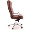 Офисное кресло EVERPROF Atlant AL M натуральная кожа коричневый # 1
