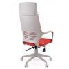 Офисное кресло EVERPROF  Trio Grey TM ткань красный # 1