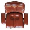 Кресло Kulik System Business (коричневый) # 1
