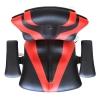 Кресло Kulik System Victory (черно-красный) # 1