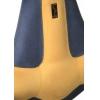 Детское компьютерное кресло Kulik System Kids (сине-желтый) # 1