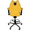 Детское кресло для школьника  Kulik System Fly (желтый) # 1