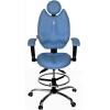 Детское кресло для школьника  Kulik System TriO (голубой) # 1
